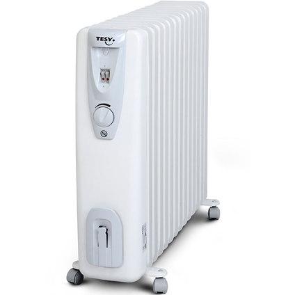 Маслен радиатор схема